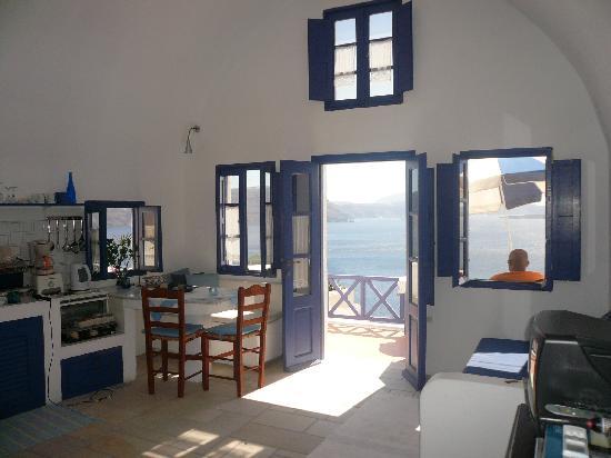 Ifestio Villas : Inside Villa Paride