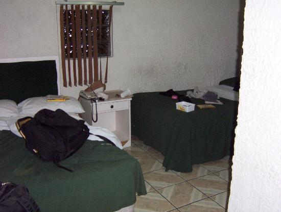 San Miguel, El Salvador: Zimmer (einfach, aber sauber)