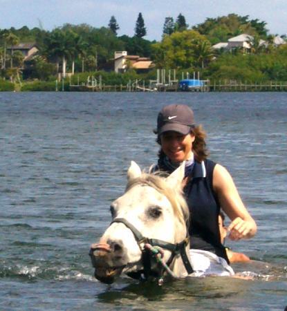 BeachHorses: Riding at Palma Sola