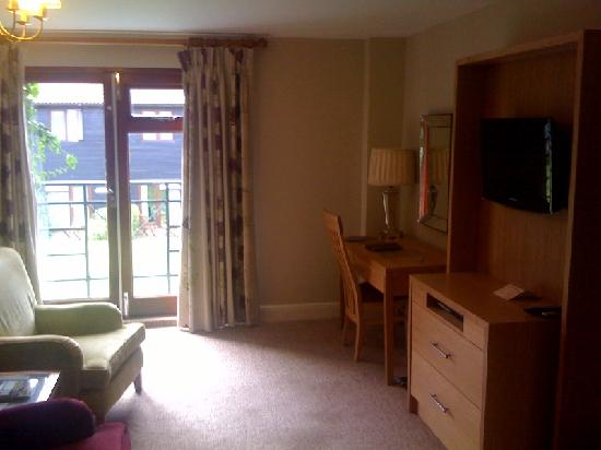 Champneys Springs Health Resort: Our room