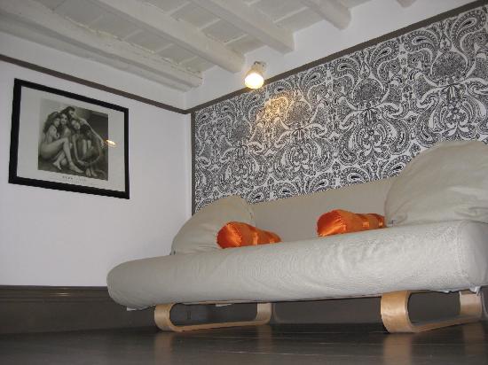 Relais Palazzo Taverna: Room 202