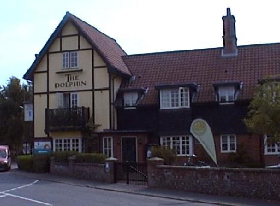 The Dolphin Inn : The Dolphin at Thorpeness