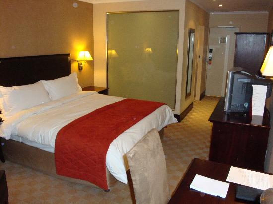 Southern Sun O.R Tambo International Hotel: room