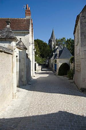 Royal City of Loches: Old Town