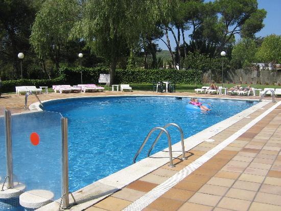Aparthotel Las Mariposas : The pool