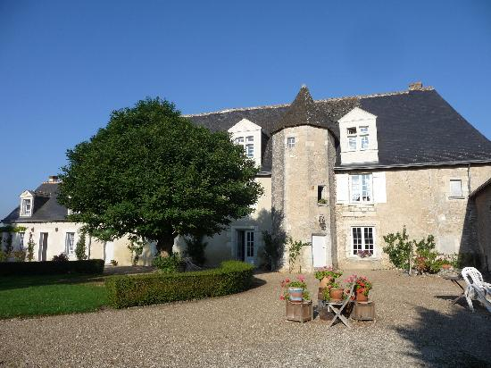 Truyes, France: manoir de chaix