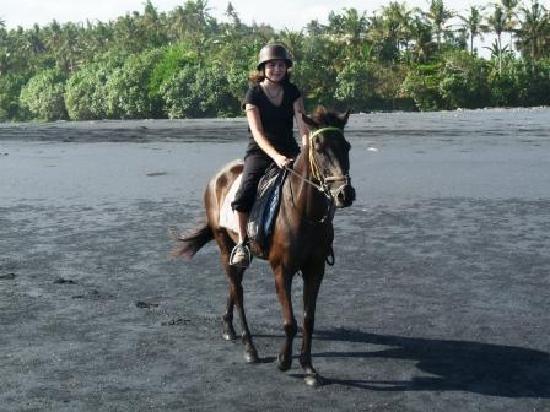 Tabanan, Indonesia: Ballade équestre au Bali Island Horse