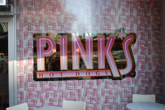 Pink's Las Vegas
