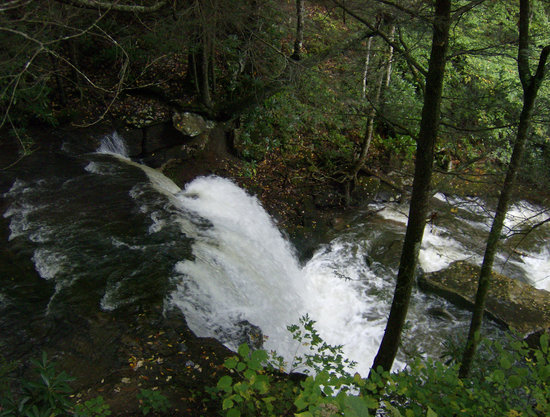 Hillsboro, WV: Upper Falls (25 ft)