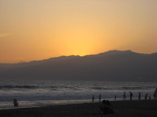 San Miguel, El Salvador: Unforgettable sunset...
