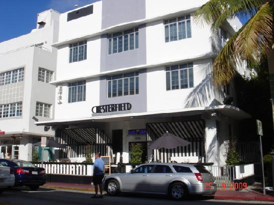 Chesterfield Hotel & Suites: hotel