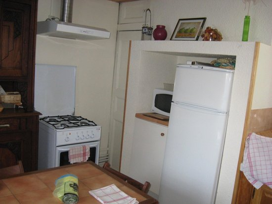 La Maison du Notaire Royal : kitchen