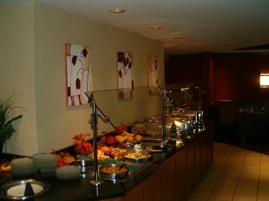 Radisson Hotel Billings: Breakfast Buffet