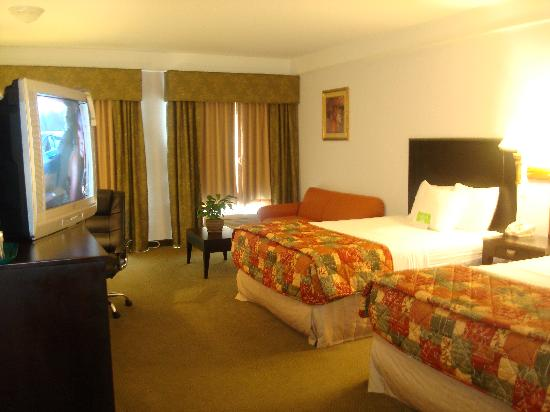La Quinta Inn & Suites Alamo - McAllen East: rooms were huge.