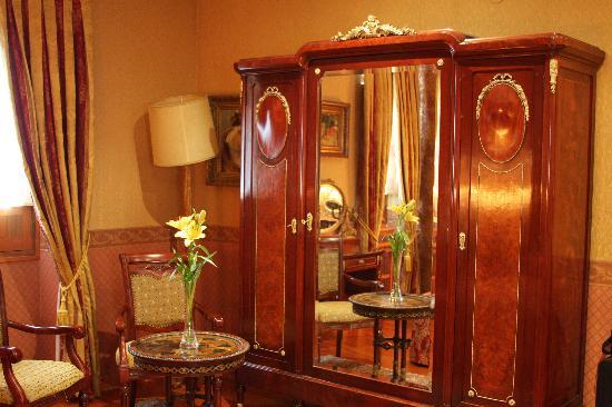 Hospederia de El Churrasco: Bedroom