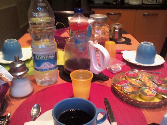 Fiocca : Le petit déjeuner