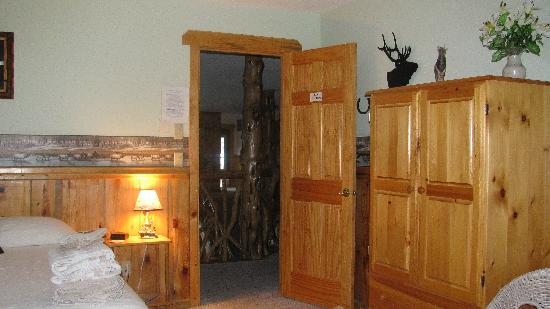 Imnaha River Inn Bed and Breakfast: The Elk Room