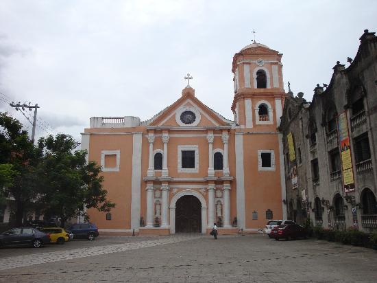 Μανίλα, Φιλιππίνες: San Agustin Church