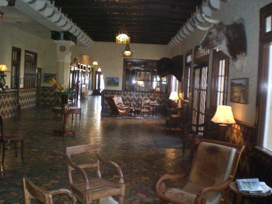 Marfa, เท็กซัส: lobby