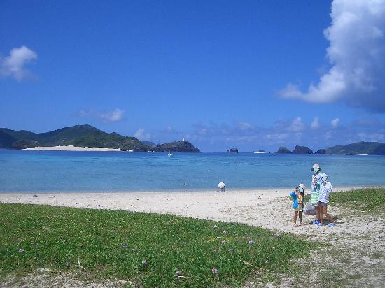 Zamami Island: のんびり~