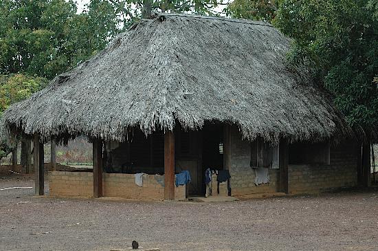Karanambu Lodge (Ranch): Typica guest hut
