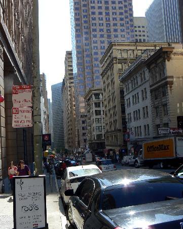 Orchard Garden Hotel: Bush Street San Francisco Big City Ambiance