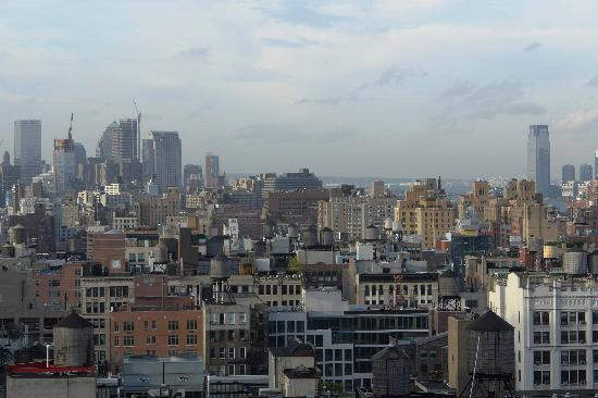 Holiday Inn NYC - Manhattan 6th Avenue - Chelsea: View from roof