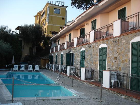 Diano Marina, Italien: Swimmingpool