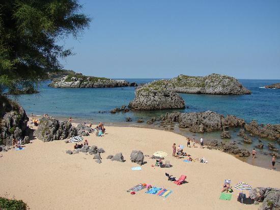 Gran Hotel Liber & Spa: Playa de Noja
