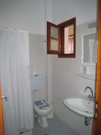 Estia Hotel: Bathroom