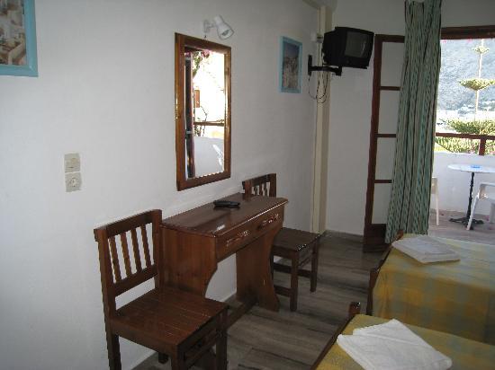 Estia Hotel: Room