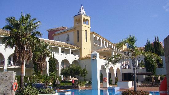 Hotel Fuerte Conil - Costa Luz : Hôtel 1