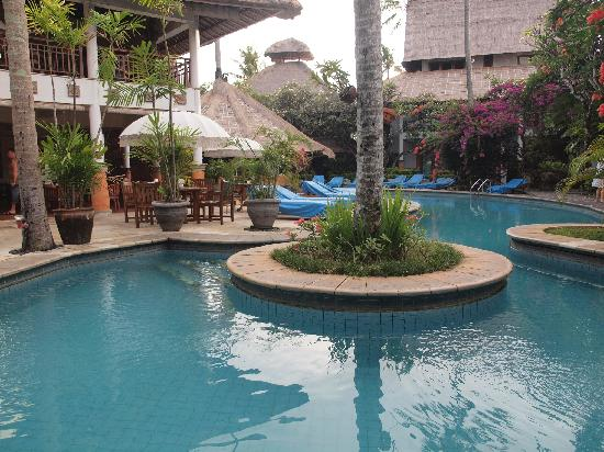 Sativa Sanur Cottages: Swimming Pool Sativa Cottages Sanur