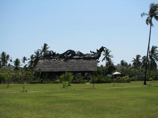 Hotel Tugu Lombok : Tugu restaurant