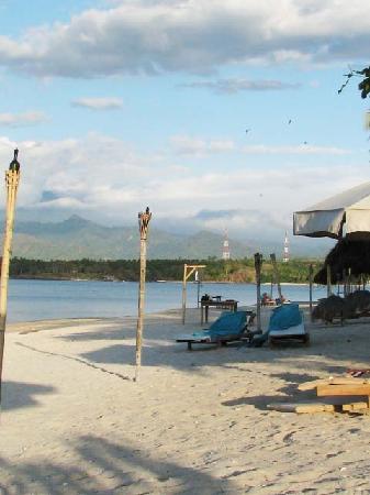 Hotel Tugu Lombok : tugu beach
