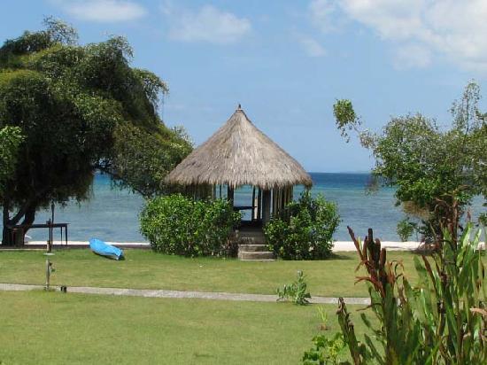 Hotel Tugu Lombok : beach
