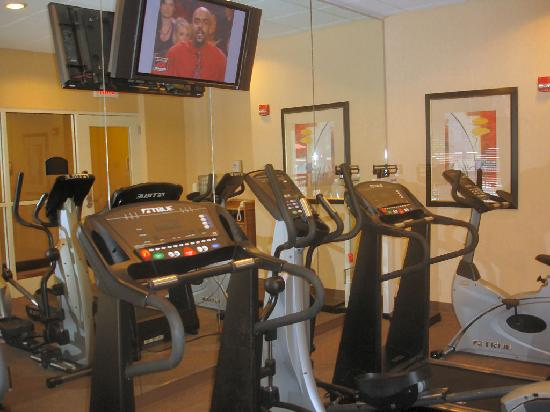 Holiday Inn Hotel & Suites Tallahassee Conference Center North: Fitness Center
