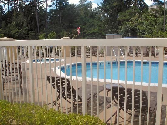 Holiday Inn Hotel & Suites Tallahassee Conference Center North: Pool