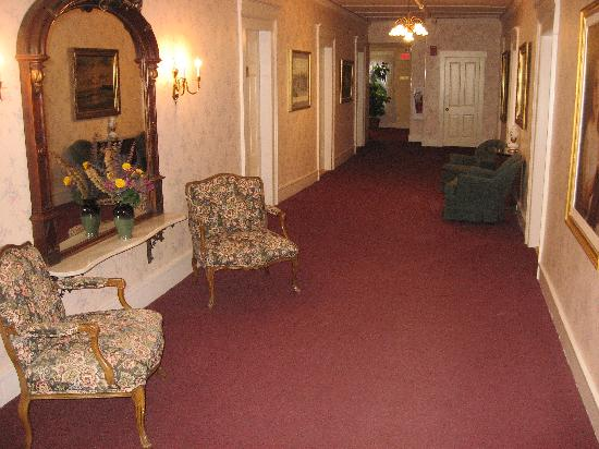 Thayers Inn: Second Floor
