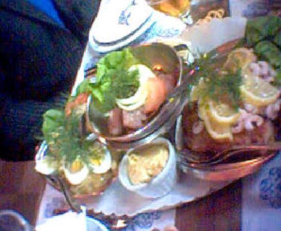 Cafe Lindevang: piatto