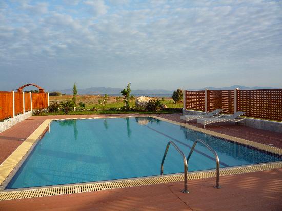 Eden Village Natura Park: Our Private Pool