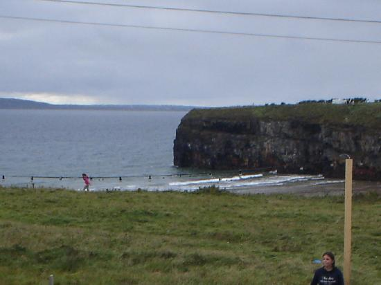 McMunn's of Ballybunion : View from Room 1