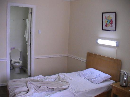 Bagobo House Hotel: デラックスツインルーム