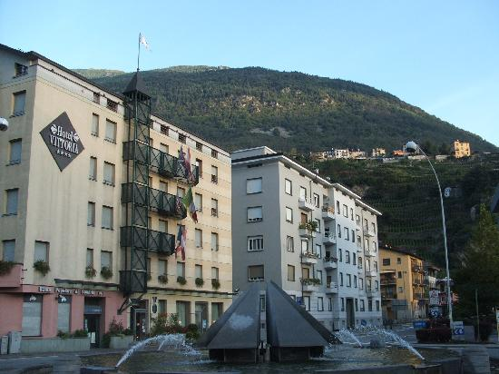 Hotel Vittoria : Nice Small Town/City Hotel