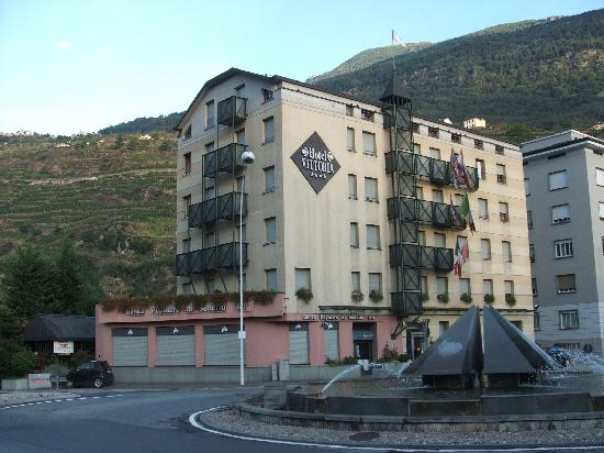 Sondrio, Italië: Good Location