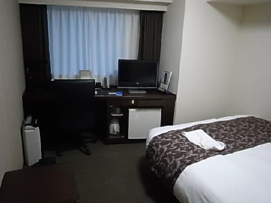 Daiwa Roynet Hotel Nagoya Ekimae: 部屋