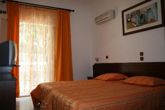 Marina Apartments: our room