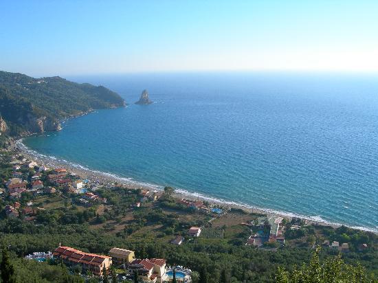 Marina Apartments: Agios Gordios