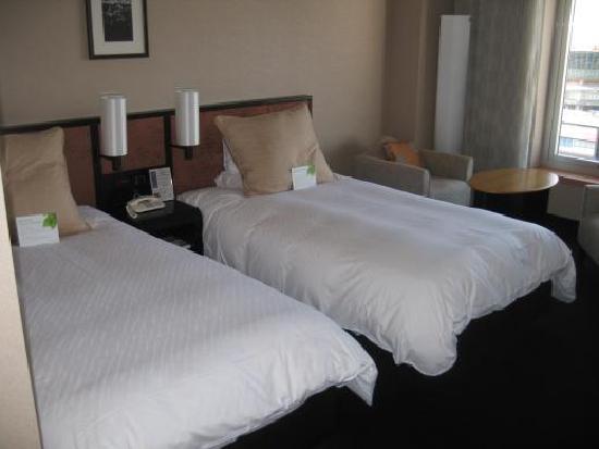 โรงแรมแกรนเวีย เกียวโต: Room View 1
