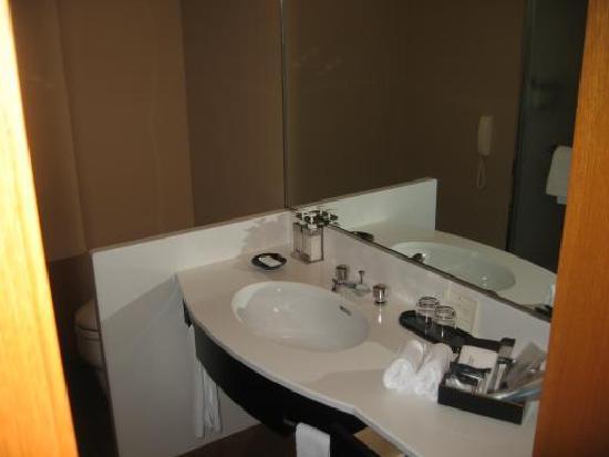 โรงแรมแกรนเวีย เกียวโต: Room View 2
